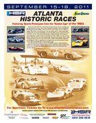 Atlanta Historic Races at Road Atlanta -Braselton, GA