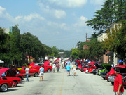 6th Annual Country Road Cruisers Car Show - Madison, GA