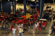 Cabin Fever Indoor Car Show  -Andalusia Al.