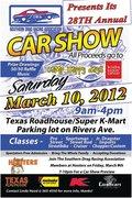 Southern Drag Racing Association 28th Annual Car Show -N. Charleston, SC