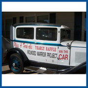 Mikes-A Ford-able Model A - Wounded Warrior Project