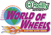 World of Wheels -Shreveport, LA