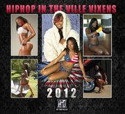 2012 Hip Hop in the Ville Vixen Calendar