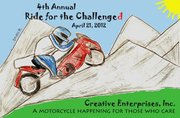 4th Annual Ride for the Challenged  Lawrenceville, GA