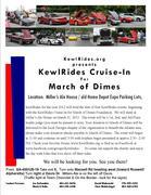 KewlRides Cruise-In for March Of Dimes - Alpharetta, GA (Atlanta)