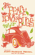3rd Annual Peace Love and Bugs - Atlanta, GA