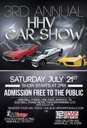 3rd Annual HHV Car Show -Antioch,TN