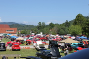 Friday Night Cruise In for the 8th ANNUAL SHOW AND SHINE FOR CF -Helen, GA