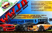 WWJD2 (What Would Jesus Drive 2) Car Show -Decatur, GA