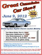Great Commission Car Show II, Casar, NC