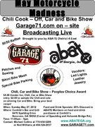 ABATE of Georgia May Madness Chili Cookoff, Car and Bike Show -Norcross, GA