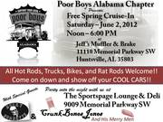 Poor Boys  Ala. Cruise  Bands & Babes -Huntsville, AL