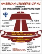 2ND WNC FARMERS MARKET AUTO SHOW -Asheville, NC