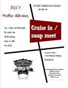 Poor Boys' CRUISE IN /SWAP MEET -Huntsville, AL