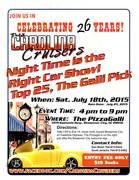 Anniversary Celebration Car Show -Bessemer City NC