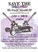 Save the Pool Room -Dawsonville, GA