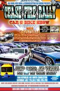 Cease Fire Rally Car and Bike Show  Charleston SC