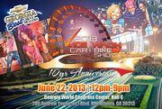 V-103 & WAOK Car & Bike Show 10th Anniversary -Atlanta, GA