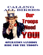 Ride For The Troops -Conyers, GA