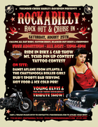 Rockabilly Rock Out & Cruise In at Thunder Creek Harley  Chattanooga, TN