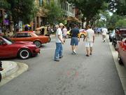 1st Thursday's  Cars  N Art Cruise In -Columbia, NC