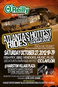 ATL's HOttest Rides Car & Bike Show