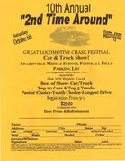 "10th Annual ""2nd Time Around"" Car & Truck Show -Adairsville, GA"