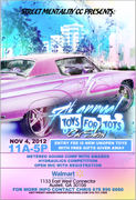 street mentality 7th annual toys for tots autoshow