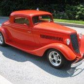 GOBBLER CAR SHOW -Cleveland, TN