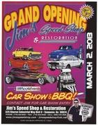 Jim's Speed Shop & Restoration- Suwanee, Ga