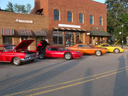 Madison, GA - Country Road Cruisers Car Show - April 19th