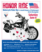 Hospice Honor Ride Poker Run -Chattanooga, TN