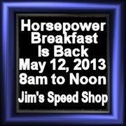 The HorsePower Breafast is back! - Suwanee, GA