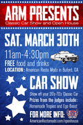 American Resto Mods Open House