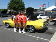 HOOTERS Car, Truck, and, Motorcycle Show -Kennesaw, GA