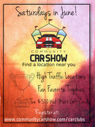 Community Car Show -Anywhere, USA