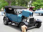 8th Annual Rock'n and Roll'n Car Show Smyrna, Ga