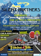 Silent Partners for the Kids 6th Annual Ride to Hillside -Buford, GA