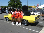 Mack Turner, and the HOOTERS Car, Truck & Bike Show -Kennesaw, GA
