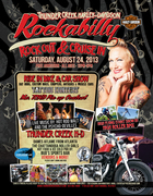 Rockabilly Rock Out & Cruise In at Thunder Creek HD -Chattanooga, TN