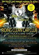 Riding Clean Car Club 3rd Annual Car, Truck & Bike Show at Harley Davidson of Clayton County in Morrow, GA