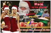 8th annual Street Mentality cc Toys for Tots Charity Autoshow -Kennesaw, GA