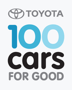 Toyota 100 Cars For Good FEAR THIS, Inc Voting Day -Internet