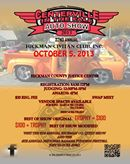 Centerville In the Fall Auto Show -Centerville, TN