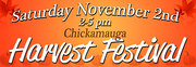 Chickamauga Harvest Festival Chickamauga GA 30707