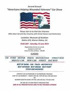 Americans Helping Wounded Veterans Show; Warner Robins, GA