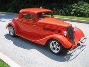 Judged Car & Truck Show Presbyterian Church -Toccoa, GA