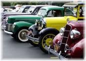 Vintage Tin Hot Rods Swap Meet -Cartersville, GA