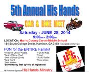 5th Annual Car & Bike Meet -Hamilton, GA