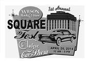 Square Fest Classic Car Show -Gallatin, TN